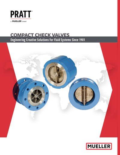 Double Disc Check Valve - Flotech Inc